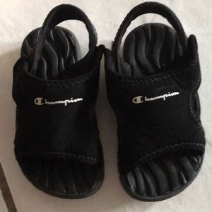 Toddler size 5 Champion Sandal